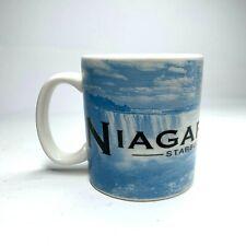 Starbucks Niagara Falls Coffee Mug 2005 - In Love Skyline Collector Series One
