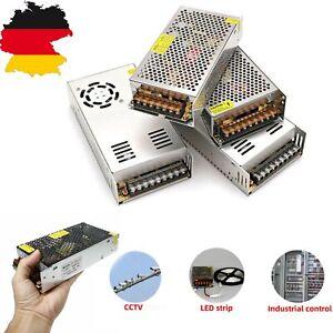 12V/24V 1A 5A 10A 15A LED-Treiber Netzteil Transformator / Adapter/Treiber DIY