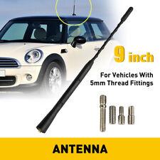 9 Universal Car Antenna Radio Amfm Antena Roof Mast Long Whip Style For Toyota