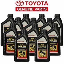 12 QTS GENUINE ATF TOYOTA TYPE - 4 PREMIUM TRANSMISSION FLUID