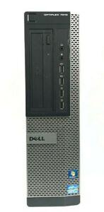 Dell Optiplex 7010 Desktop Intel i5-3470 3.20GHz 8GB RAM 128GB SSD WIn 10 Pro