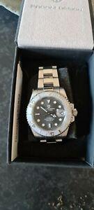 PAGANI Design Yachtmaster N35 Automatic Watch Sapphire Mechanical Wristwatch