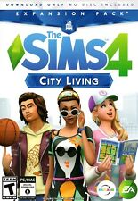 The Sims 4: City Living PC Game (new)