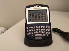 RARE BlackBerry 7290 Steel Blue (Unlocked) Smartphone collectors item QWERTY