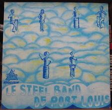 STEEL BAND DE PORT-LOUIS FRENCH LP AUX ONDES CELINI 2000