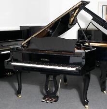 KAWAI KG2N FLÜGEL GRAND PIANO KONZERTFLÜGEL KLAVIER SCHWARZ 178 CM WIE NEU