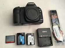 Canon EOS 5D Mark II Digital SLR Camera Body with extra battery 16GB card