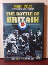 The Battle of Britain - Documentary of World War II - DVD - (J14)