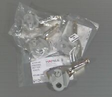 LOT of 4 HAFELE 373.69.799 SOFT AND SILENT CLOSE CABINET HINGE BRACKET