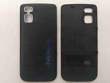 Nokia 5610 Xpress Music cover posteriore Battery Cover Posteriore Nero Blu Nuovo