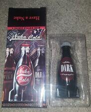 Fallout Nuka Cola Dark Bottle Replica (Official Bethesda) Mini Bottle Series 1
