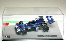 Jackie Stewart Tyrrell 006 F1 RACING CAR 1973-COLLECTION MODEL-échelle 1:43