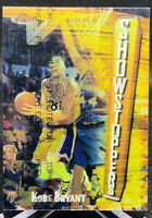 Kobe Bryant 1997-98 Finest Showstoppers With Coating #262 KB1