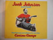 "JACK JOHNSON : CURIOUS GEORGE ""UPSIDE DOWN"" - [CD ALBUM] --> PORT GRATUIT"