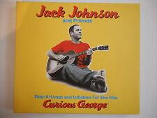 """JACK JOHNSON : CURIOUS GEORGE """"UPSIDE DOWN"""" - [CD ALBUM] --> PORT GRATUIT"""
