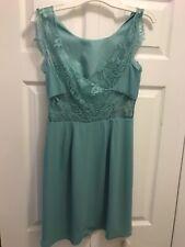 BCBG Max Azria Dress Size 6 Light Blue