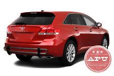 2009-2015 Toyota Venza Rear Bumper Guard Protector Black Powder Coated