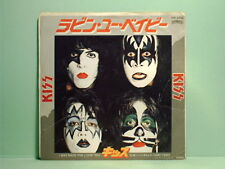 Kiss - I was made for lovin' you/Hard times