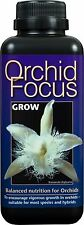 1 Litre - Orchid Focus Plant Food - GROW - Nutrients for Orchids 1L