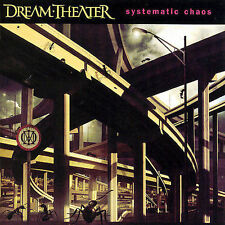 Dream Theater - Systematic Chaos (CD, Roadrunner Records) BN Sealed