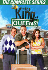 The King of Queens Complete Series 1 2 3 4 5 6 7 8 9 Box Set New Factory Sealed