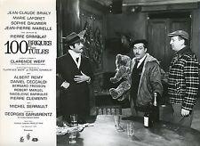 MICHEL SERRAULT 100 BRIQUES ET DES TUILES 1964 PHOTO ANCIENNE N°6