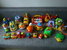 Assorted Fisher Price and Vtech Toddler Toys