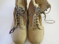 "Rocky C4T Garrison Trainer military hiking boots Mens 8"" Desert Tan 15 14 6 wide"