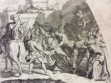 Robert VAN AUDENAERD 1663-1743 Saint André martyre crucifixion XVIII apôtre
