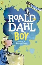 Boy: Tales of Childhood by Roald Dahl (Paperback, 2016)