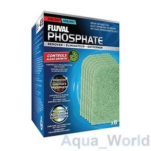 Fluval 307/407 Resin Infused Phosphate Remover Pad