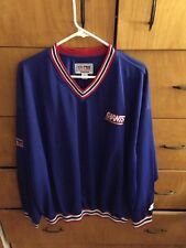 NOS Vintage 2002 Giants Warm Up Jersey By Starter