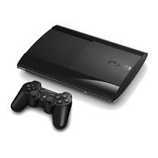 Sony Playstation 3 Super Slim 250 GB Black Console