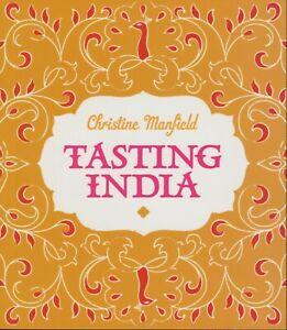 MINI Taste #10 Christine Manfield TASTING INDIA - BRAND NEW COND - FREE POST