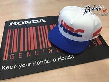 Marca Nueva 2017 Genuine Honda Racing HRC Fox mercancía Béisbol Pico Gorra/Sombrero