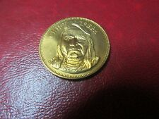 Franklin Mint Medal Western Series Chief Joseph