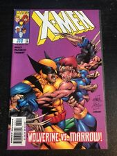 X-men#72 Awesome Condition 8.0(1998) Marrow Vs Wolverine, Pacheco Art!!