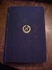 HB BOOK, MEMOIRS OF NAPOLEON BONAPART by LOUIS BOURRIENNE, VOLUME III; SCRIBNERS
