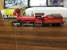 Vintage A.HM. HO 2-4-0 Western & Atlantic Runs