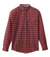 MATIX Yeti Flannel Shirt (XL) Red
