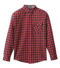 Matix Yeti Chemise en Flannelle (XL) Rouge