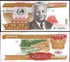 LAOS LAO 20000 20,000 KIP 2003 P 36 UNC