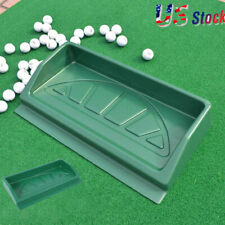 ABS Large Golf Ball Tray Golf Driving Range 100 Balls Golfer Auxiliary tray US