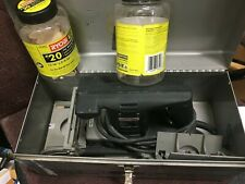 Porter Cable model 556 Plate Joiner Biscuit Cutter & Case (GS)