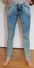jeans slim chino denim MET AND FRIENDS baspiane T 26 (36) NUOVO CON ETICHETTA v
