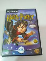 Harry Potter Und La Stein der Weisen EA Spiele - Set Für PC Cd-Rom Spanien