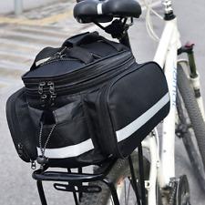 Fahrradtasche Gepäckträger Packtaschen wasserdicht Multifunktional Satteltasche