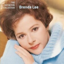 Brenda Lee - Definitive Collection [New CD] Rmst