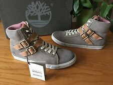 Timberland Earthkeepers Glastenbury suede hi top trainers UK 5.5 EU 38.5 BNWB