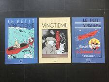 3 x Serigraphie Hergé - Tintin - Jo Jette